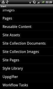 Quick Browser screenshot