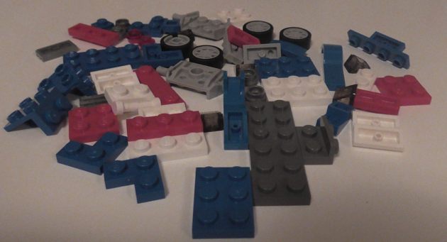 SharePoint Artefacts as lego bricks